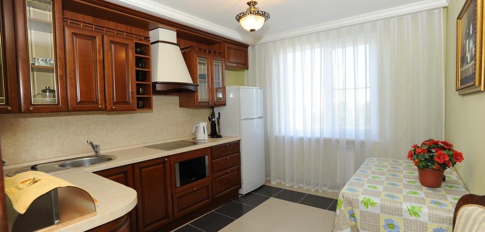 Квартира №11. Кухня. Тип квартиры - VIP. Этаж 3